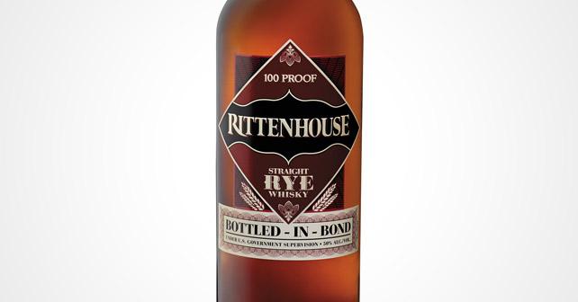 Rittenhouse Rye Whisky Redesign