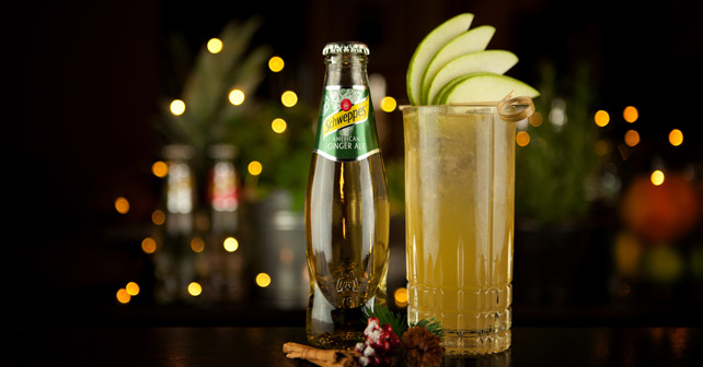 Schweppes Drink Williams Winter