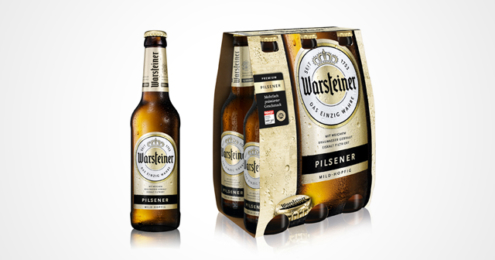 Warsteiner Corporate Design 2017