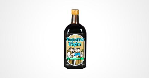 Augustiner Tropfen Flasche