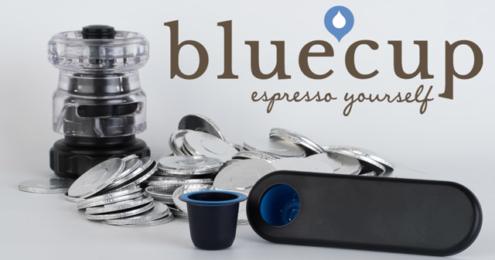 Bluecup Espresso yourself