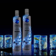 CÎROC leuchtende Limited Edition Bottle