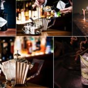Hendrick's Gin Cocktails Winter 16