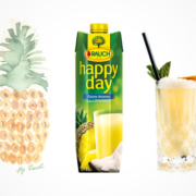 Rauch Happy Day Cocos-Ananas