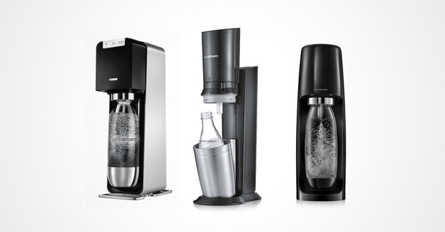 SodaStream Modelle Power Easy Crystal