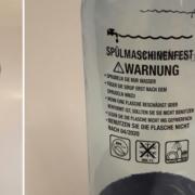SodaStream PEN-Sprudlerflasche Rückruf