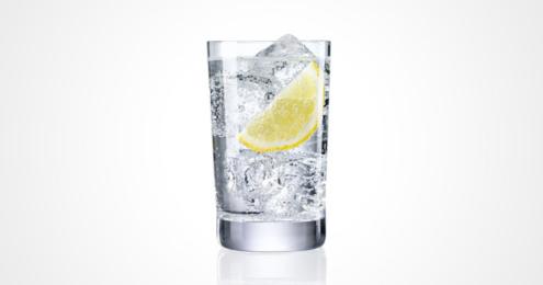 Wasser Glas SodaStream