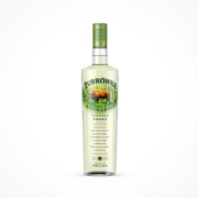 Zubrówka Vodka neues Flaschendesign