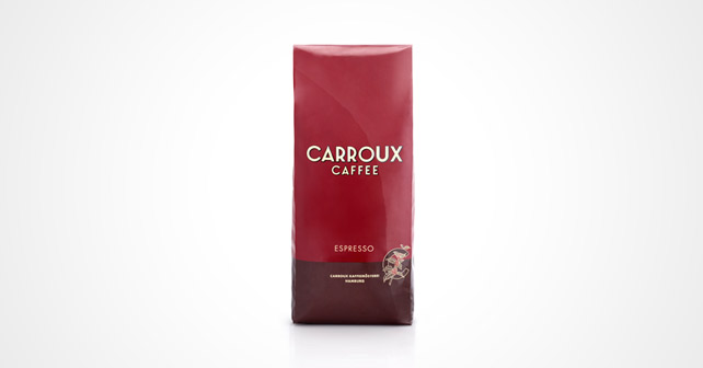 Carroux Caffee neues Design