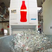Coca-Cola Wertstoffe
