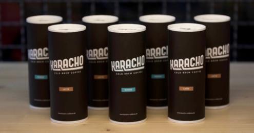 KARACHO Cold Brew Kokos Latte