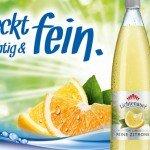 Lichtenauer Limonade 1-Liter-Glas
