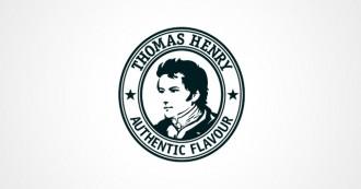 Thomas Henry Logo Petrol