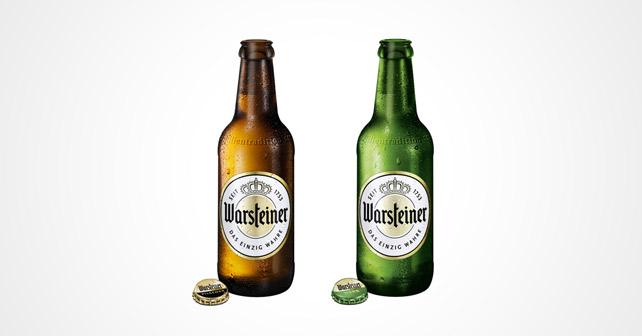 Warsteiner Gastrooffensive 2017 Neues 025 Liter Gebinde
