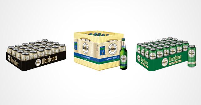 Warsteiner Brauerei Mit Neuen Gebinde Formen Ins Jahr