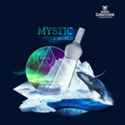 Wodka Gorbatschow Mystic Ice World Design