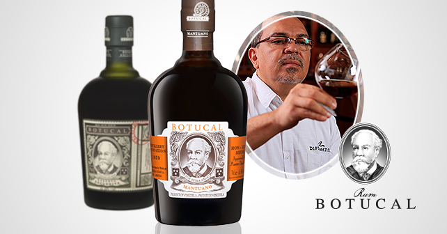 Rum Botucal Mantuano Teaser