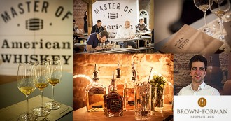 Teaser Brown-Forman Master of American Whiskey