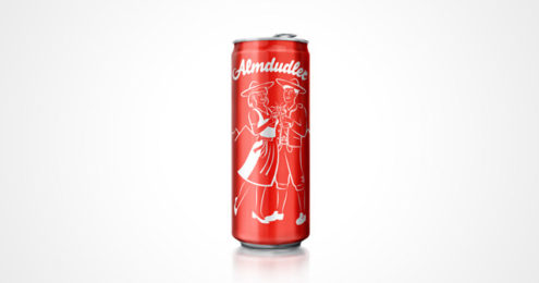 Almdudler 0,33 l Sleek Can