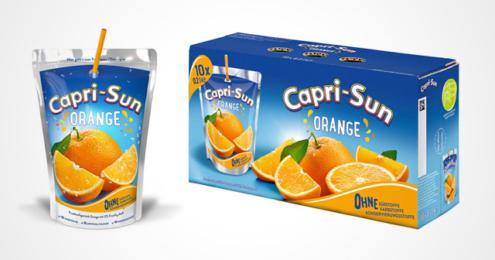 Capri-Sun neu