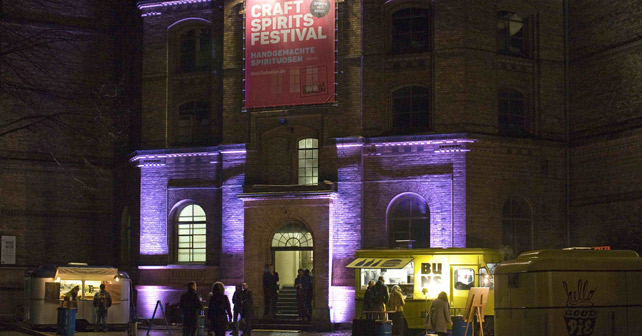 Craft Spirits Festival DESTILLE BERLIN