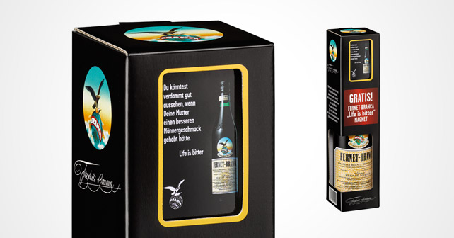 Fernet-Branca Inpack Magnet