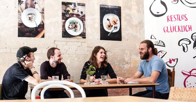 Gastro-Gründerpreis RESTLOS GLÜCKLICH