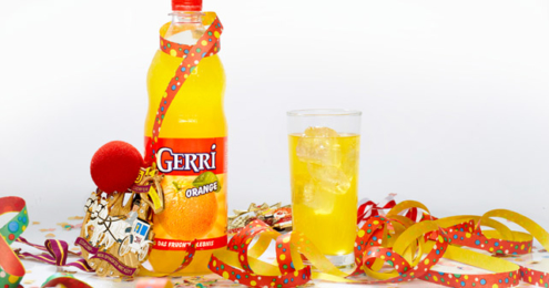 Gerri Orange Karneval