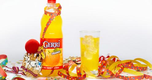 Gerri Orange Karneval