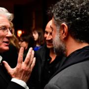 GREY GOOSE Richard Gere Berlinale