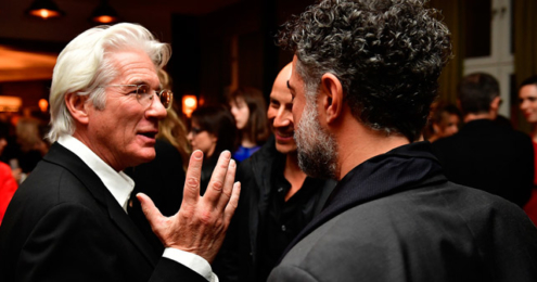 GREY GOOSE Richard Gere Berlinale
