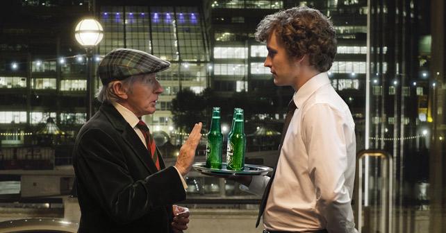 Heineken Sir Jackie Stewart