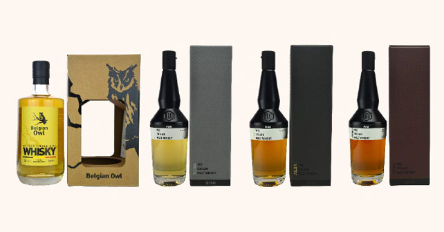 Kirsch Whisky Belgian Owl Puni