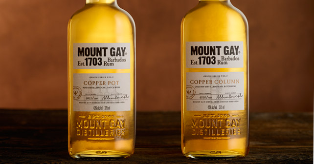 Mount Gay Origin Series