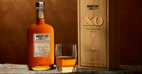 Mount Gay XO Cask Strength