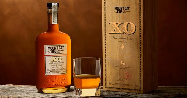 Mount Gay XO Cask Strength