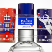 Parliament Double Shot Made in Moscow