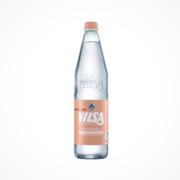 VILSA leichtperlig Glasflasche