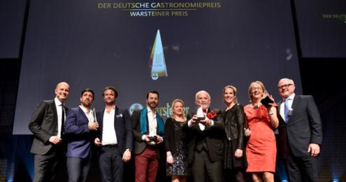 Warsteiner Gastronomiepreis 2017 Gewinner
