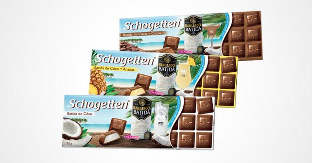 Batida de Côco Schogetten