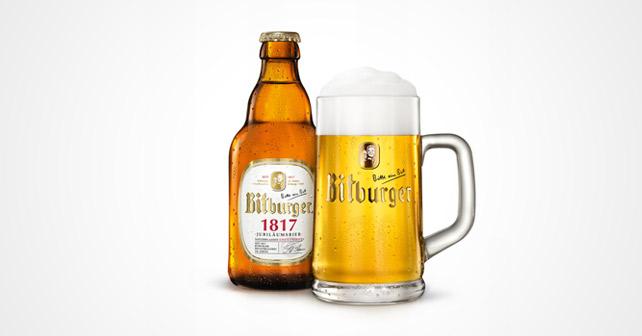 Bitburger 1817 Jubiläumsbier-neu