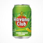 Havana Club Cane Sugar & Lime
