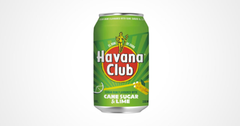 Havana Club Cane Sugar & Lime