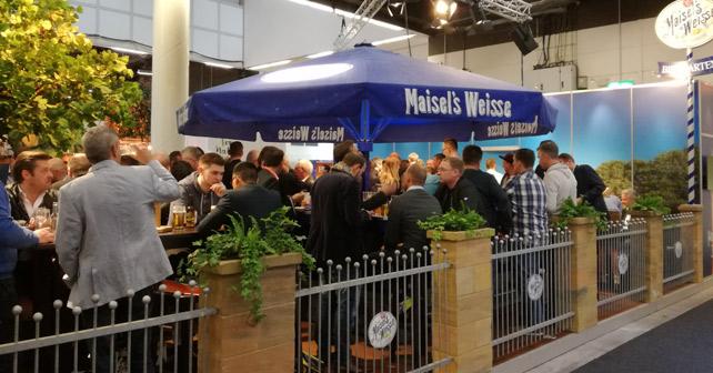 Maisel's Weissbiergarten INTERNORGA 2017
