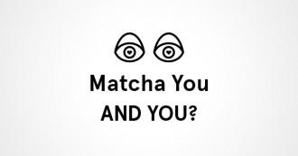 Matcha You Logo Jobs