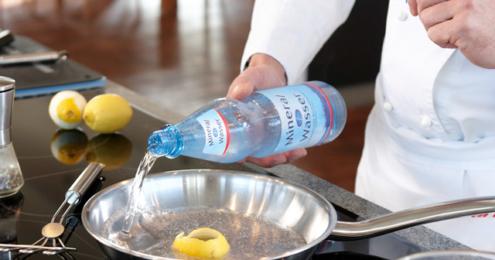 IDM Mineralwasser Kochen