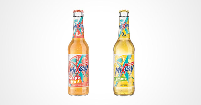 MiXery Grapefruit Lemon Alkoholfrei