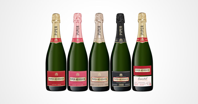 PIPER-HEIDSIECK neues Design