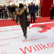 ProWein 2017 Eingang