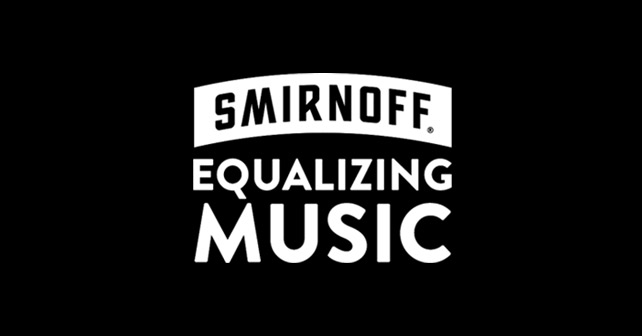 SMIRNOFF EQUALIZING MUSIC